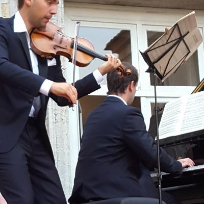 Les Musicales Oenologiques du Château de Commarin, édition 2020