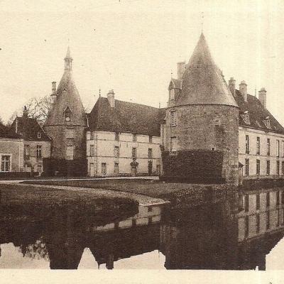 Le Château à La Belle Epoque
