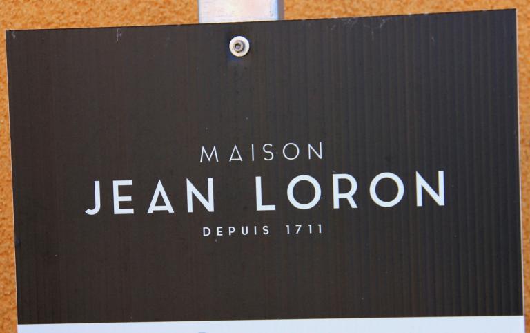 Visite de la Maison Jean Loron