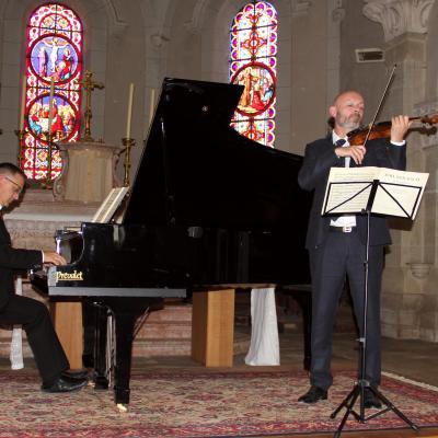 Les Musicales Oenologiques du Château de Commarin, édition 2019
