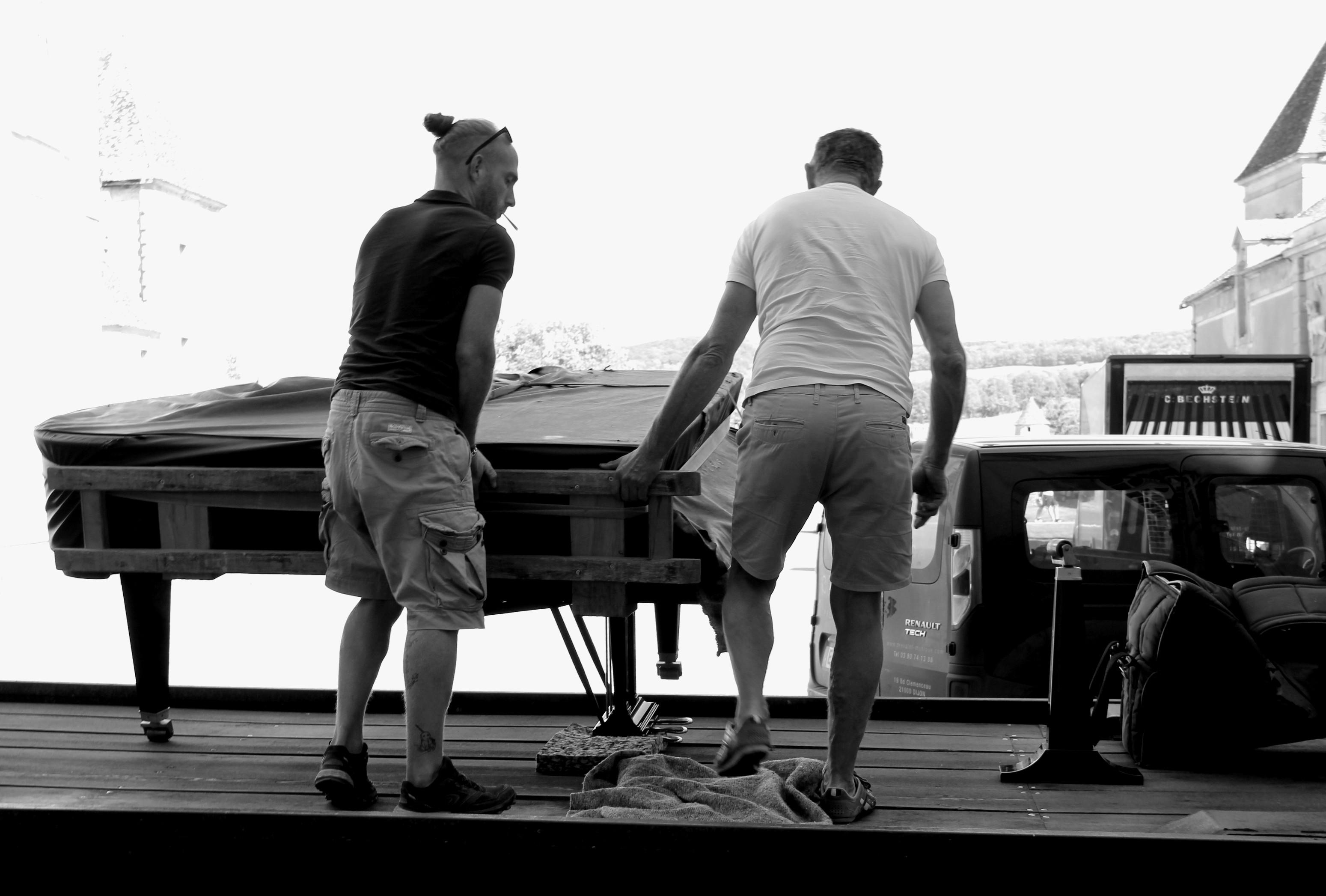 La Maison Prévalet-Musique installe le piano Bechstein
