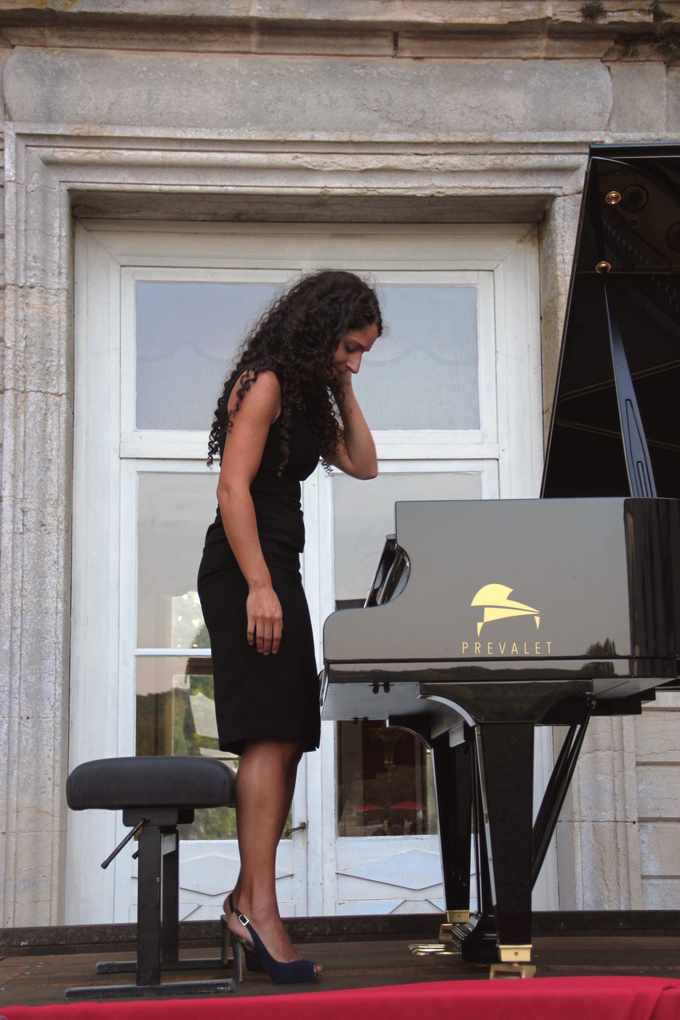 Ida Pelliccioli en concert