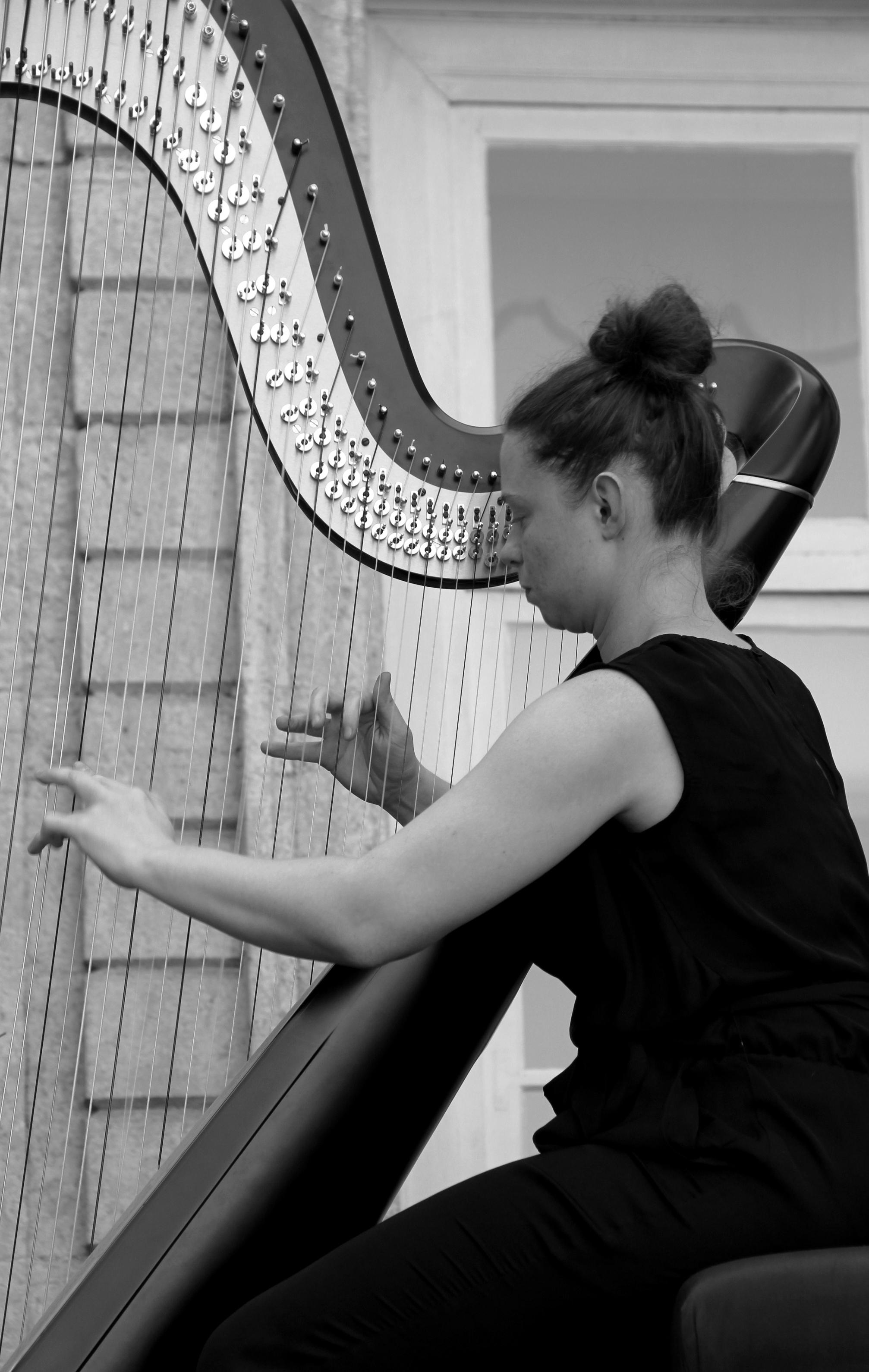 Joanna Ohlmann, du Trio Zerline