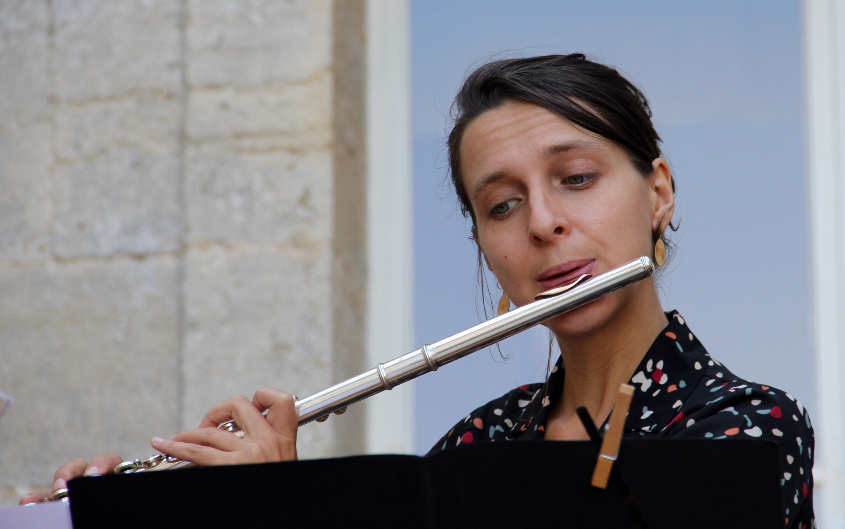 Alice Szymanski, du Trio Zerline