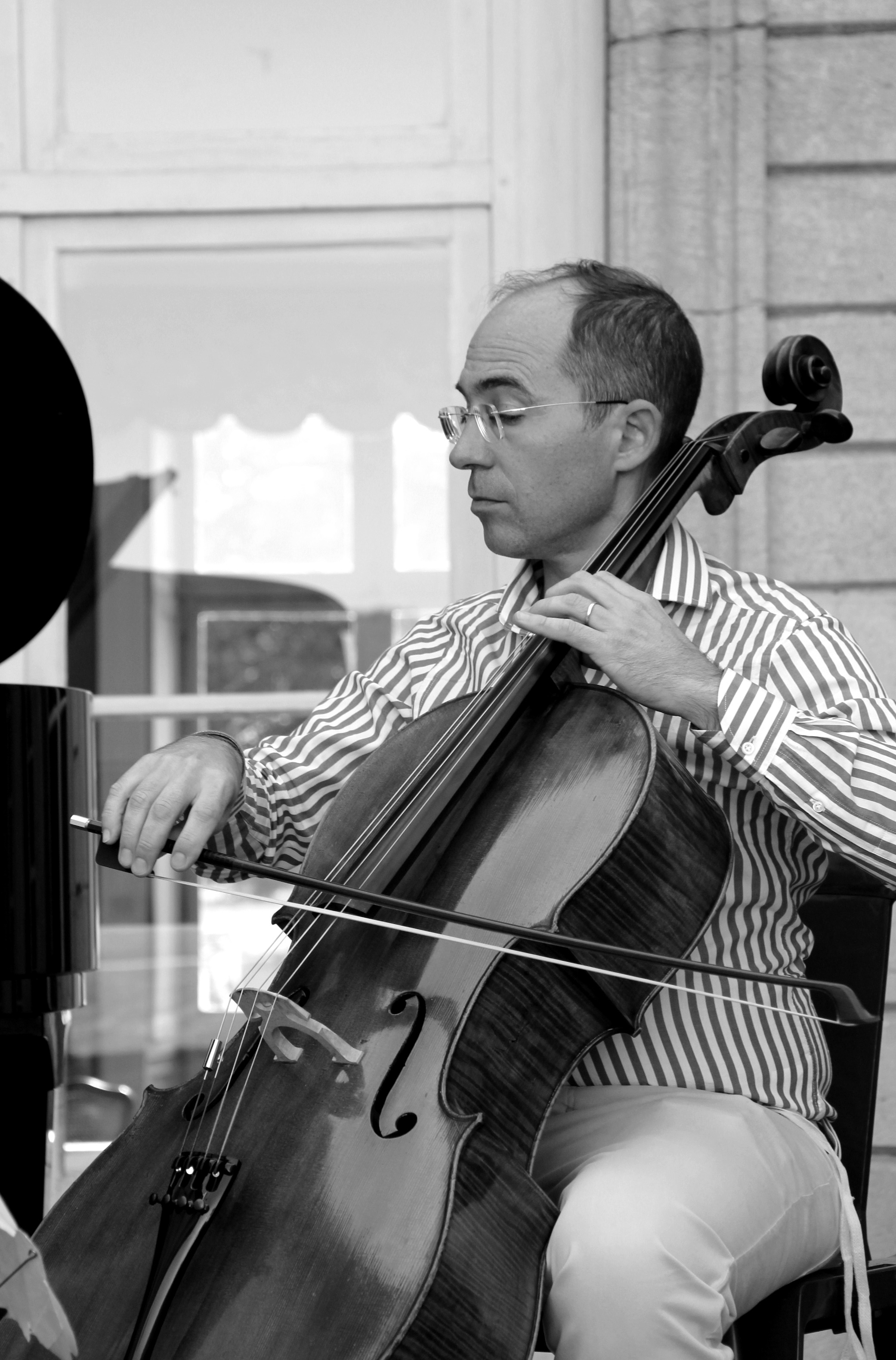 Antoine Landowski, du Trio Chausson