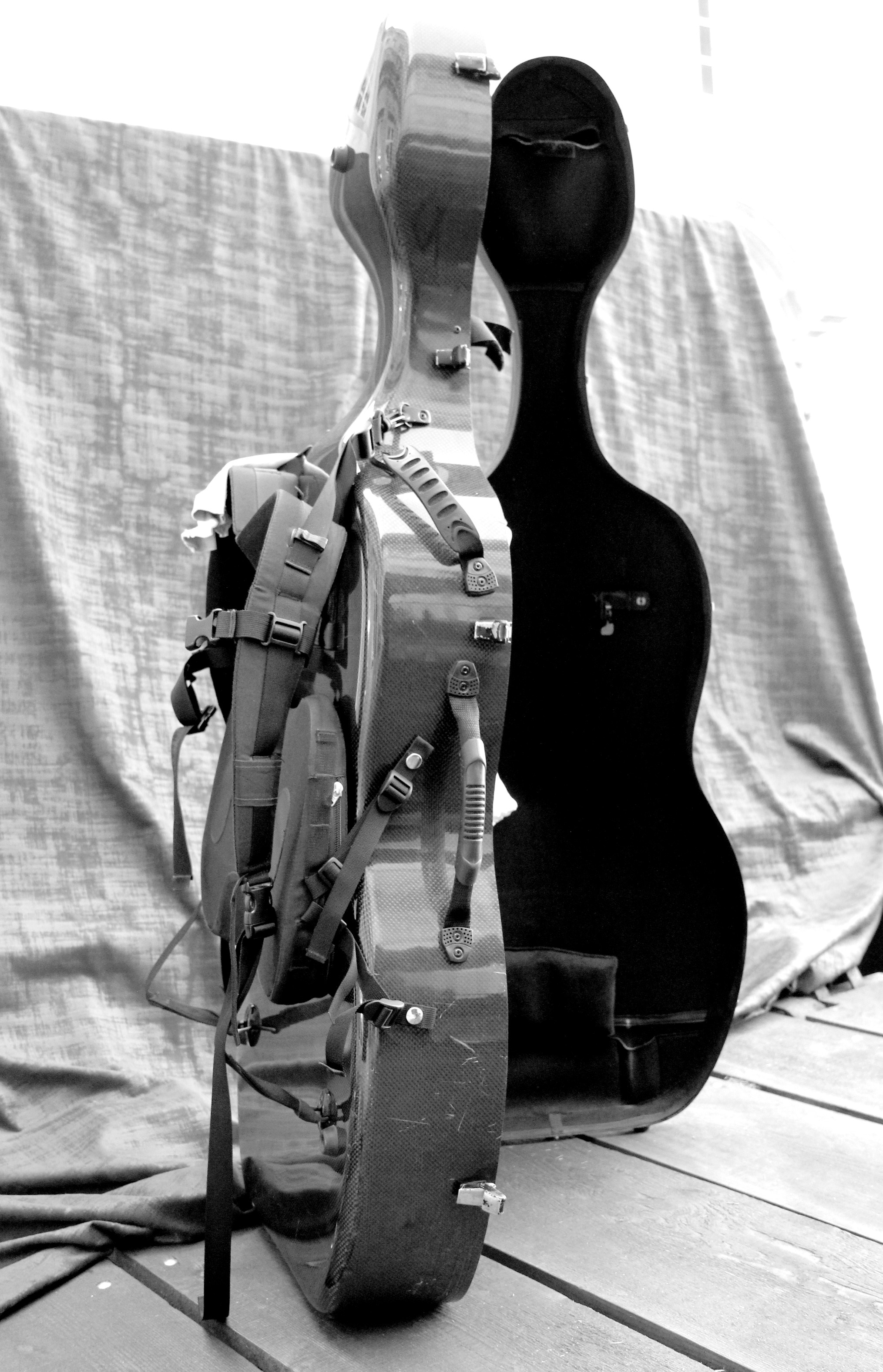 L'habit du violoncelle du Trio Chausson