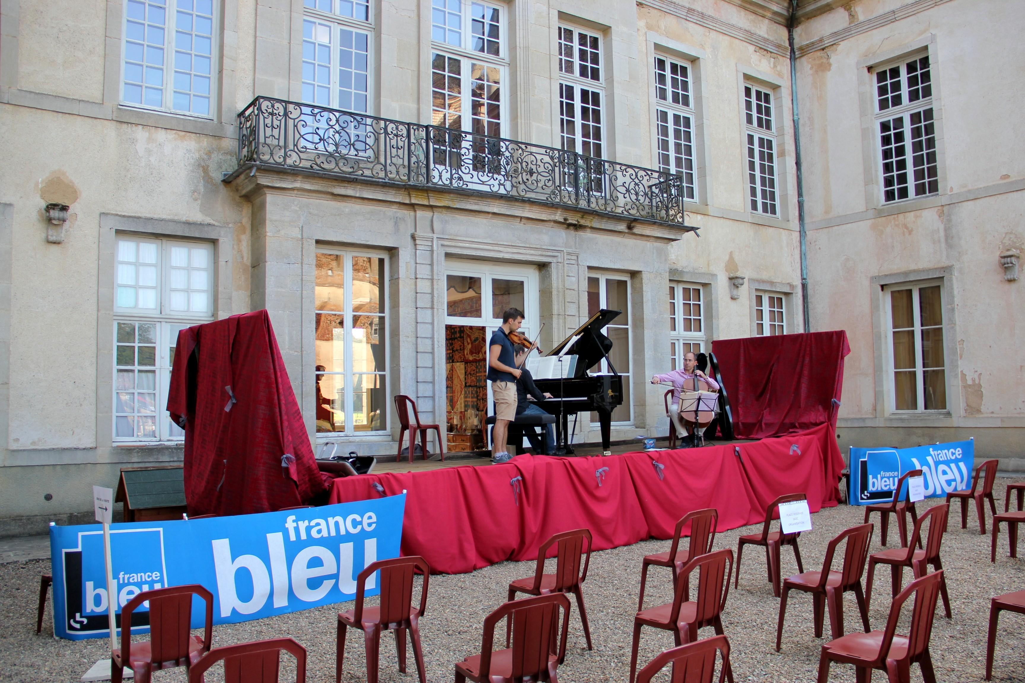 France Bleu Bourgogne est partenaire du festival