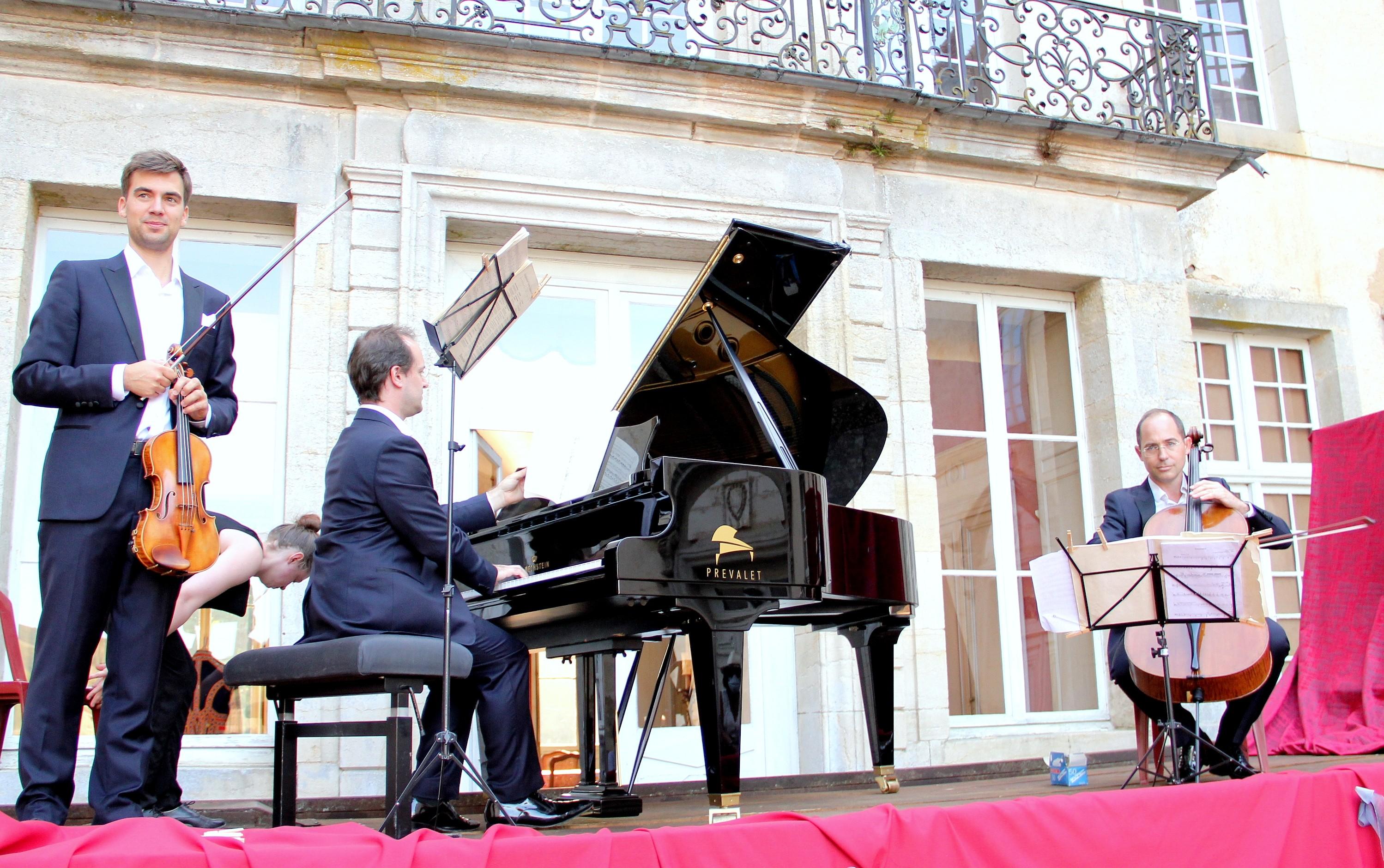 Le Trio Chausson en concert