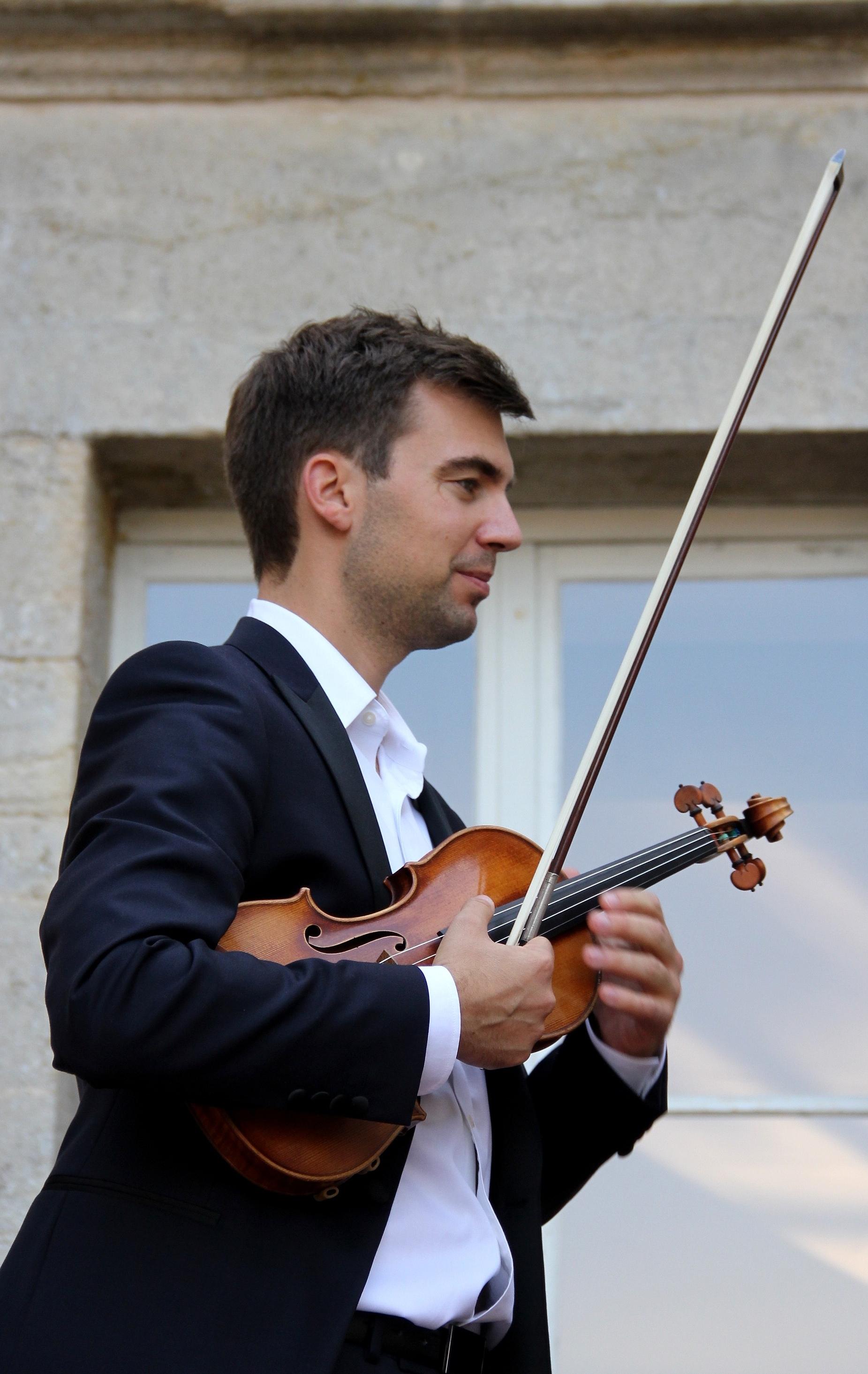 Mathieu Handtschoewercker, du Trio Chausson