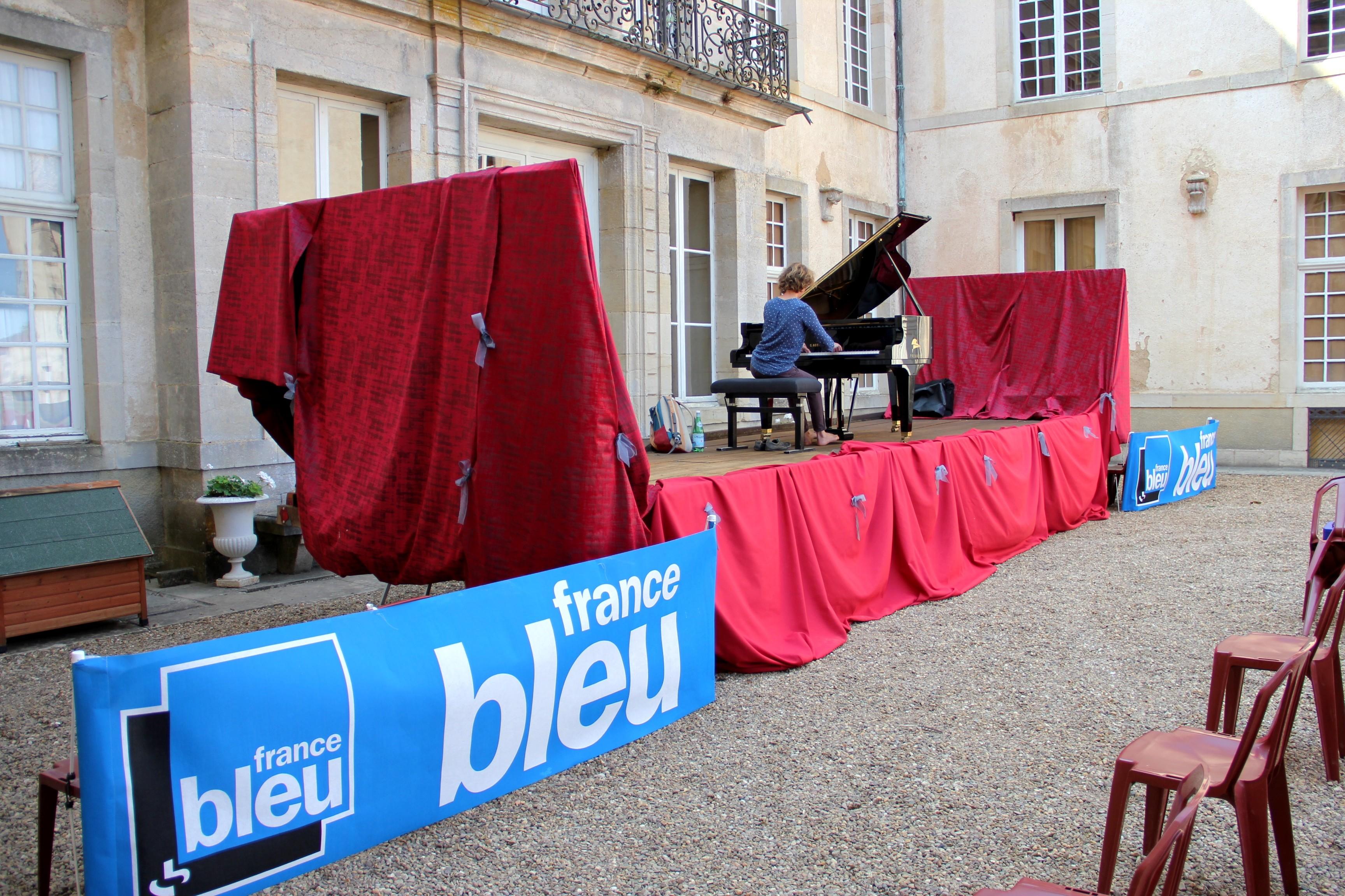 France Bleu Bourgogne, partenaire de notre festival