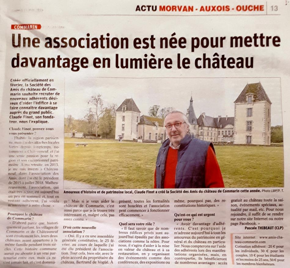 2019 05 11 le bien public article sa2c 02 site