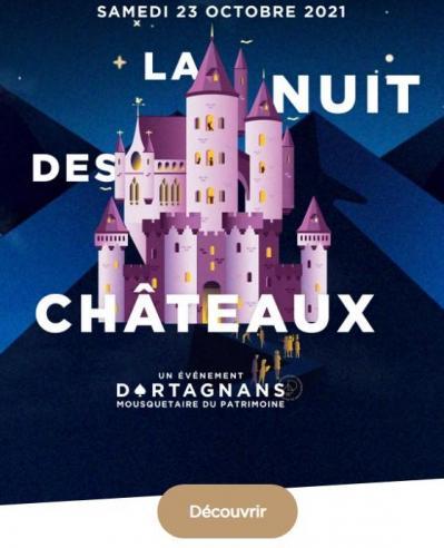 Nuit des chateaux 2021 dartagnans 02