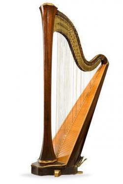 Photo harpe