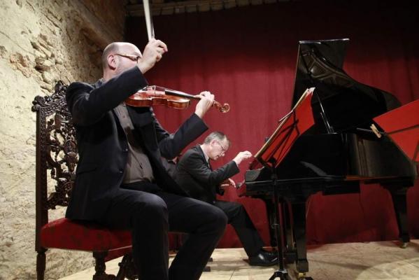 Thierry sibaud piano fabien roussel violon photo mireille loup