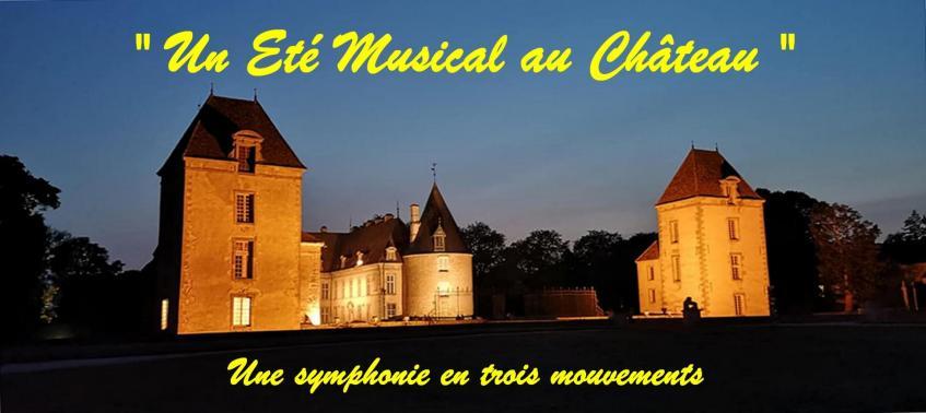 Un ete musical au chateau