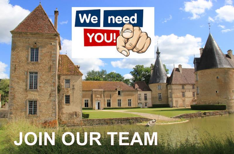We need you join our team